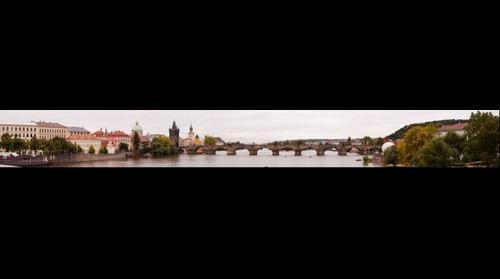 Panoramica de Praga I