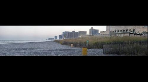 The Beach at Atlantic City