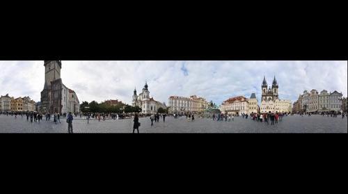 Plaza de Praga