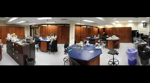 Zurn Hall Processing Laboratory