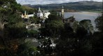 GP103 Portmeirion from the viewpoint Gazebo (large version)