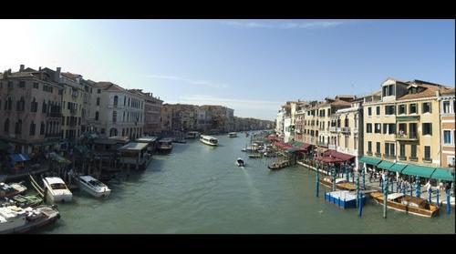 Venecia from Ponte Rialto
