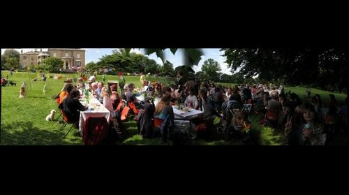 Brockwell Park Summer Feast, London