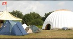 Chaos Communication Camp 2007, c base dome, other camps