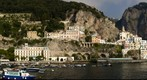 The Town of Amalfi