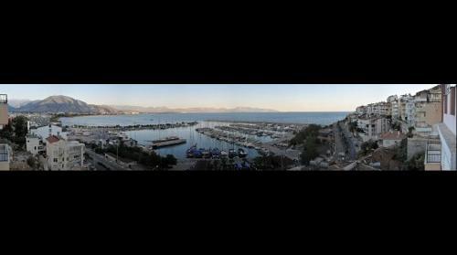Finike Harbour