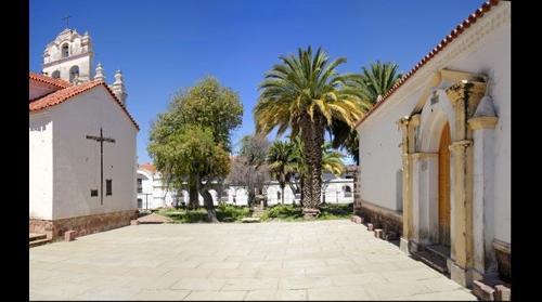 Bolivia Sucre Monastery Bolivie