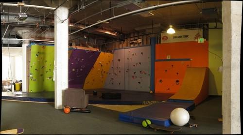 Synapse Climbing Wall