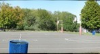 whereRU: Livingston Campus outdoor basketball court