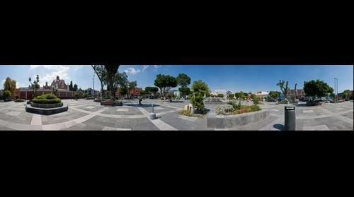 Parque El Carmen Puebla Mexico