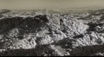 San Francisco bay area infrared HDR panorama