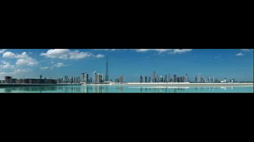 SHADOW PROFESSIONAL PHOTOGRAPHY. Dubai Skyline. United Arab Emirates