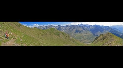 Col du Lautaret  Pyrennee France