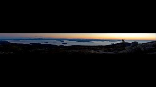 Cadillac Mt. Sunrise