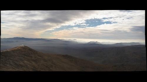 Las Campans Observatory Vista