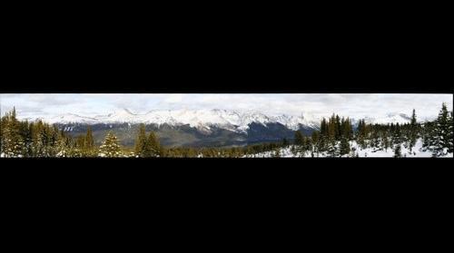 Jasper, Alberta - Bald Hills Trail Lookout