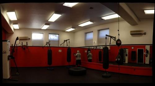 whereRU: Rutger's Boxing Practice Gym