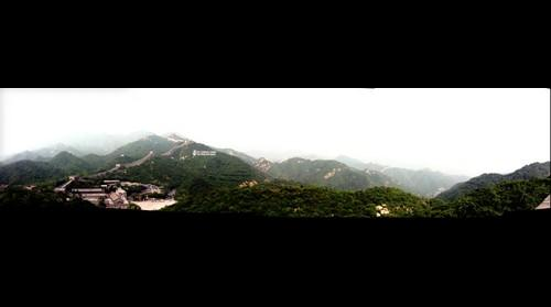The Great Wall. One World - One Dream