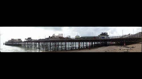 Hastings Pier East Side P2