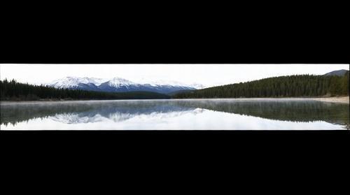 Jasper - Patricia Lake morning #1