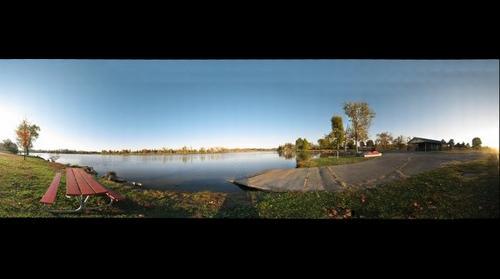Jacobson Park Lake