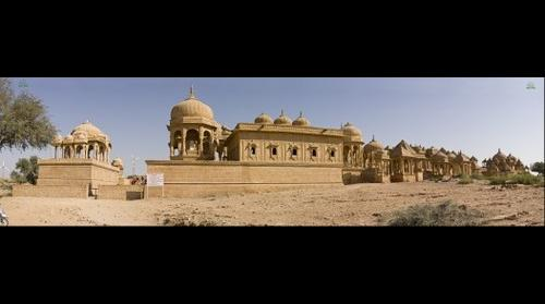 The Royal Cenotaphs, India