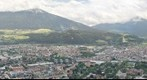 Innsbruck - View from Hungerburg