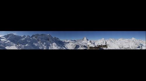 Matterhorn Area.