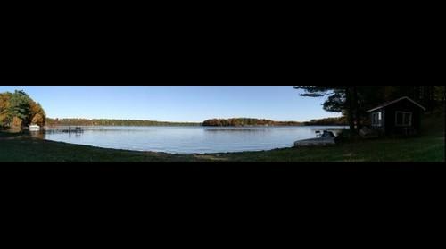 Viola Lake in Siren WI
