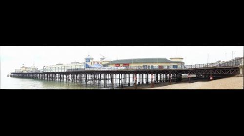 Hastings Pier East P2 July