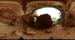 Inside Unknown Ruins - Natural Bridges National Monument