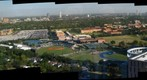 Busted-Knee Panorama of Rice University, a View From Above