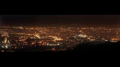 Bolton Nightscape