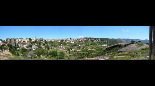 Panorama Riells del Fai - Barcelona
