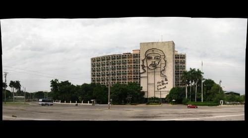 Plaza de la Revolution - Havana