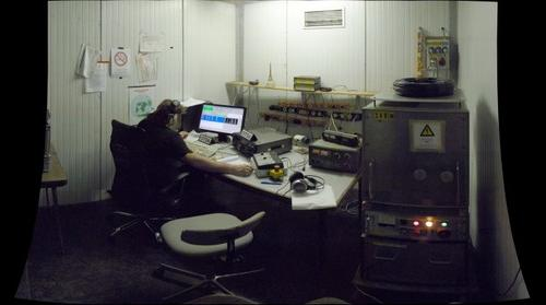 OT5A in the CQWW-SSB contest 2010: 160m shack