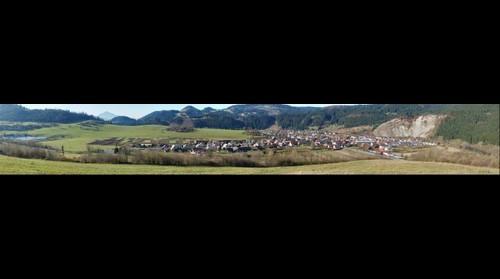 panorama Podbiel
