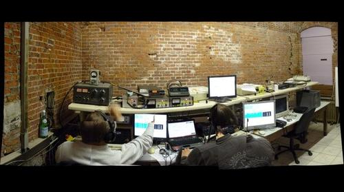 OT5A in the CQWW-SSB contest 2010: 20m shack