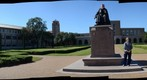 The Glamorous Andie and Willy Play Trick-or-Treat in the Academic Quad, Halloween Day 2010 - a 360-Degree Panorama