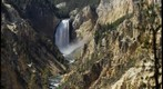 Grand Canyon of the Yellowstone - Lower Falls from Artists Point