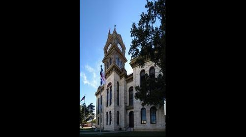 Bosque Courthouse