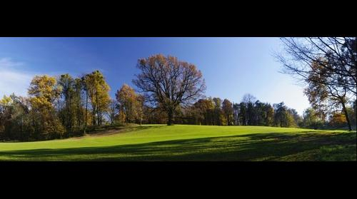 Golf Course in Silherovice