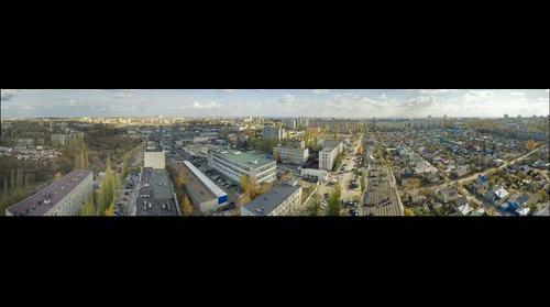 220 Grad Panorama of Lipetsk, Russia