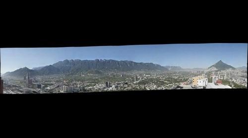 Panorama Sierra Madre
