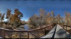 A 360 degree view from the bridge