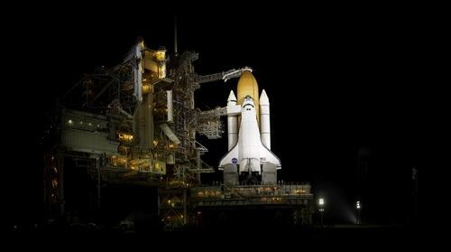 Space Shuttle Discovery - Nov. 3, 2010