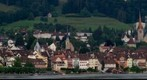 Historical Zug, Switzerland