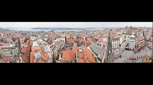 Istambul Skyline