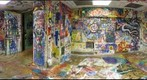 whereRU: Painted Walls in Demarest Hall