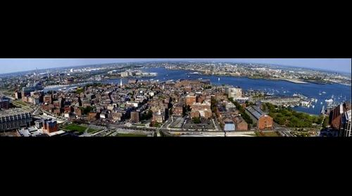 North End of Boston